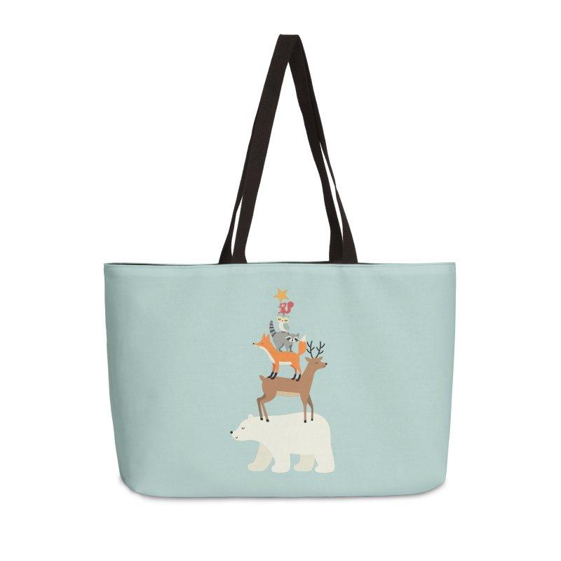 Picking Stars Accessories Weekender Bag Bag by andywestface's Artist Shop