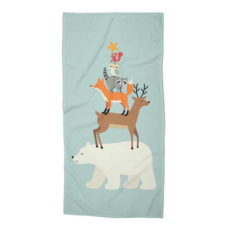 Picking Stars Accessories Beach Towel by andywestface's Artist Shop