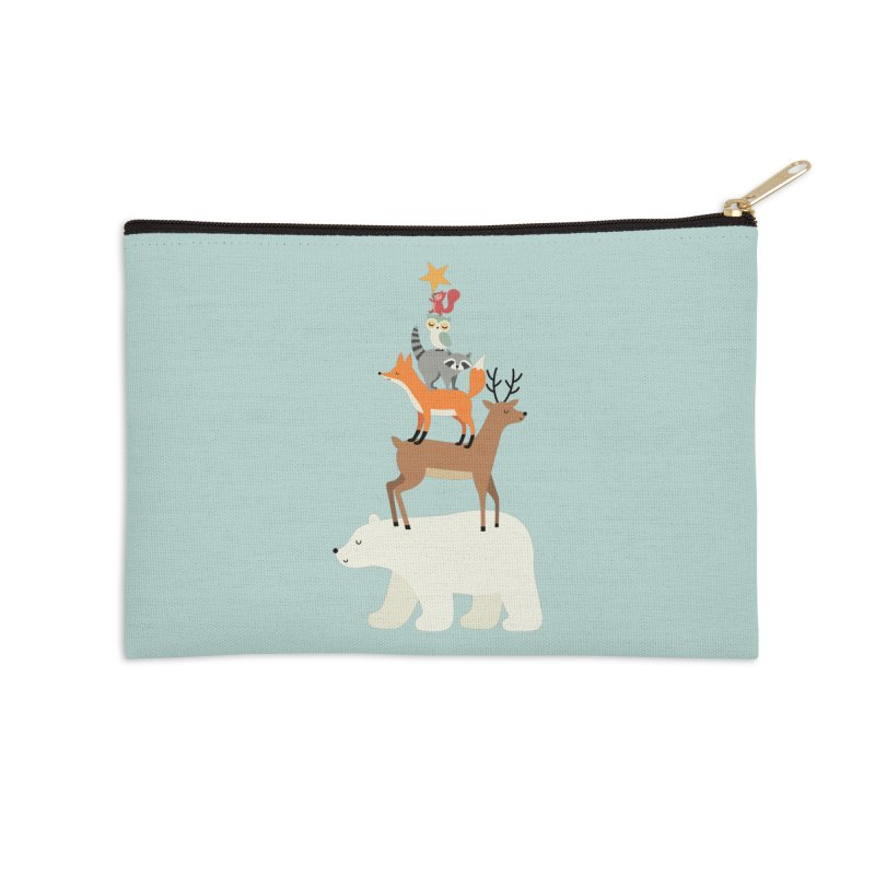 Picking Stars Accessories Zip Pouch by andywestface's Artist Shop