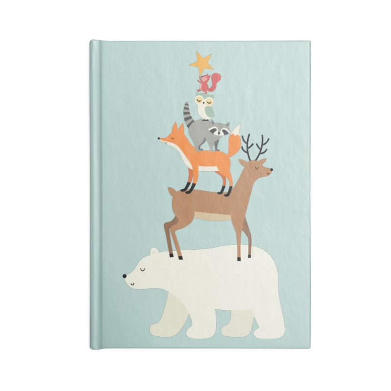 Picking Stars Accessories Lined Journal Notebook by andywestface's Artist Shop