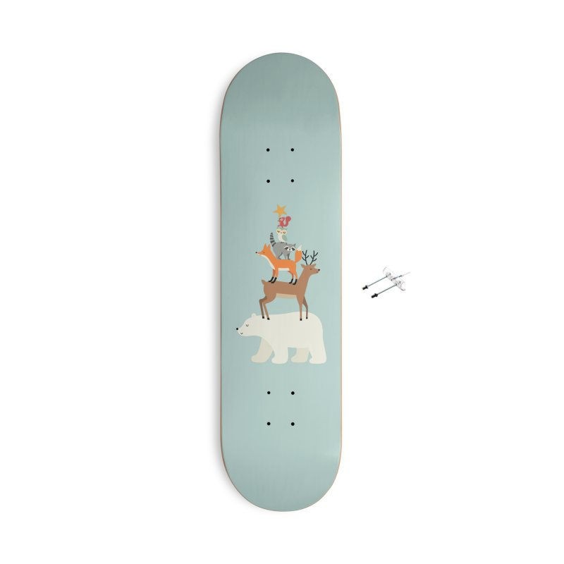 Picking Stars Accessories With Hanging Hardware Skateboard by andywestface's Artist Shop