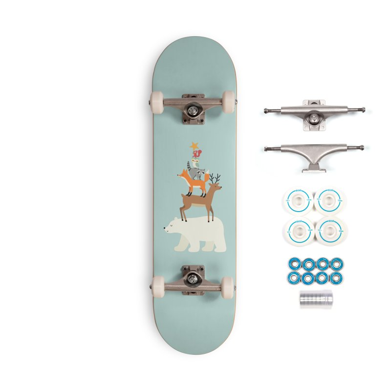 Picking Stars Accessories Complete - Basic Skateboard by andywestface's Artist Shop