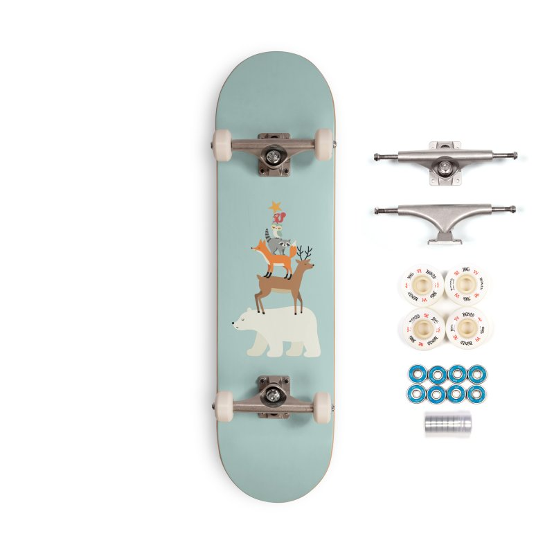 Picking Stars Accessories Complete - Premium Skateboard by andywestface's Artist Shop