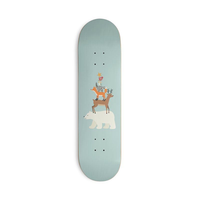 Picking Stars Accessories Deck Only Skateboard by andywestface's Artist Shop