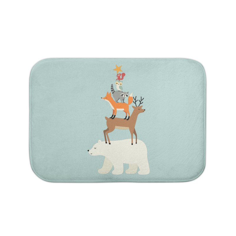 Picking Stars Home Bath Mat by andywestface's Artist Shop