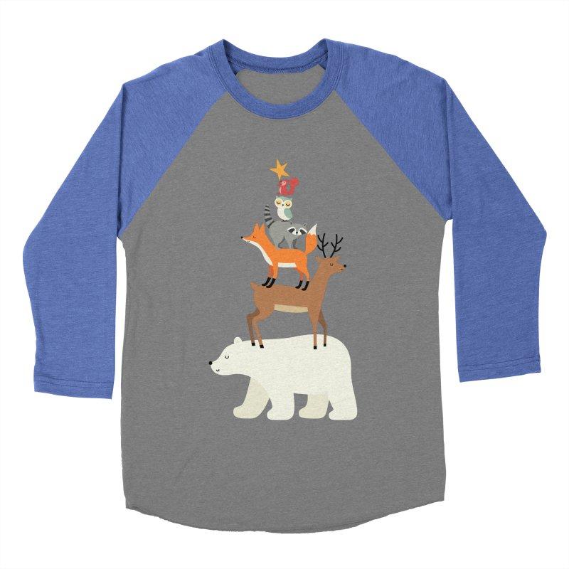 Picking Stars Men's Baseball Triblend Longsleeve T-Shirt by andywestface's Artist Shop