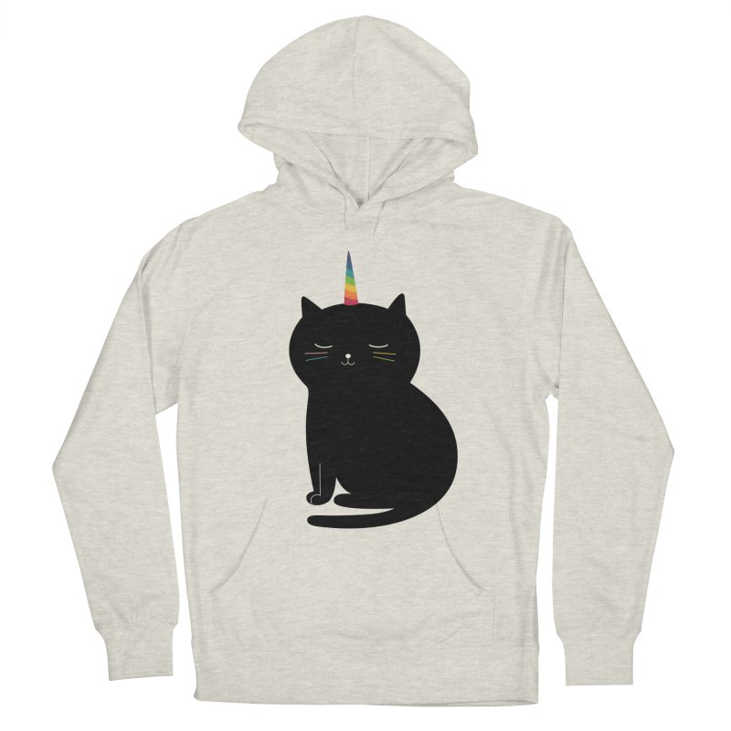 Caticorn Men's Pullover Hoody by andywestface's Artist Shop
