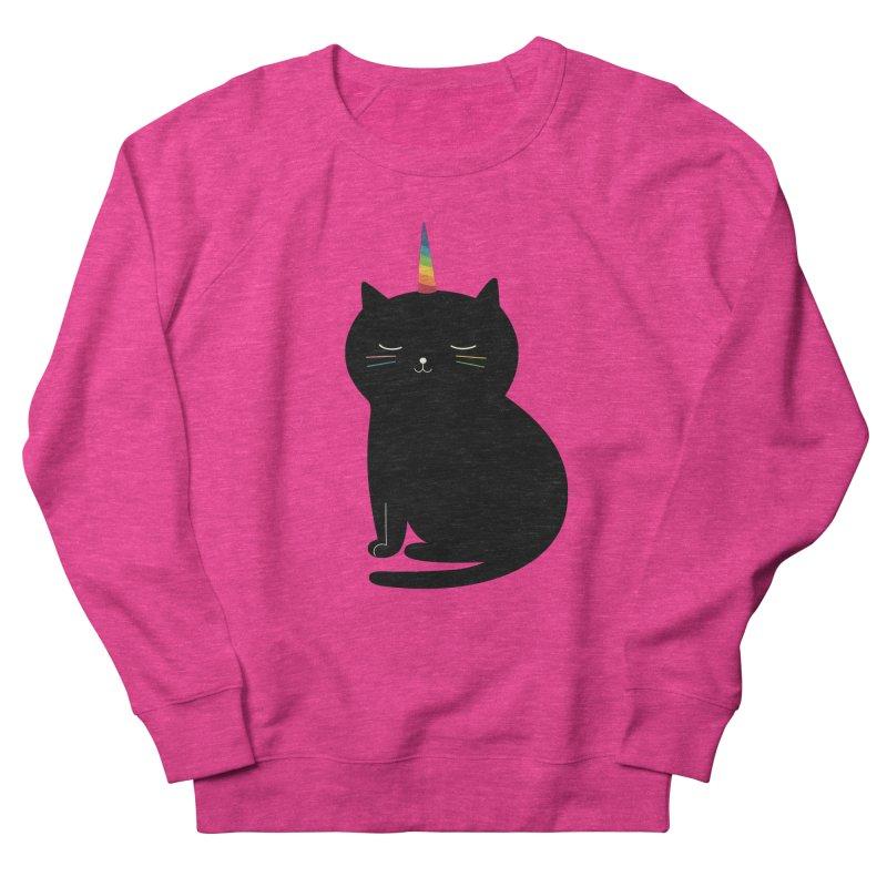 Caticorn Women's Sweatshirt by andywestface's Artist Shop