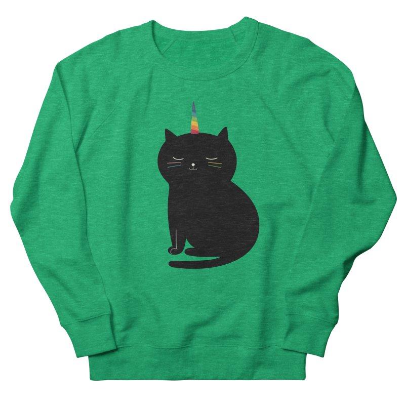Caticorn Men's Sweatshirt by andywestface's Artist Shop