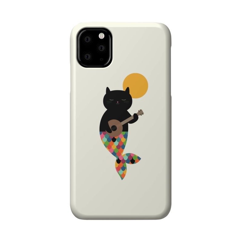Purrmaid Accessories Phone Case by andywestface's Artist Shop