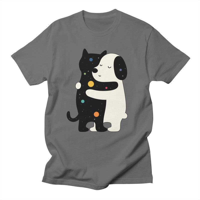 Universal Language Men's T-Shirt by andywestface's Artist Shop