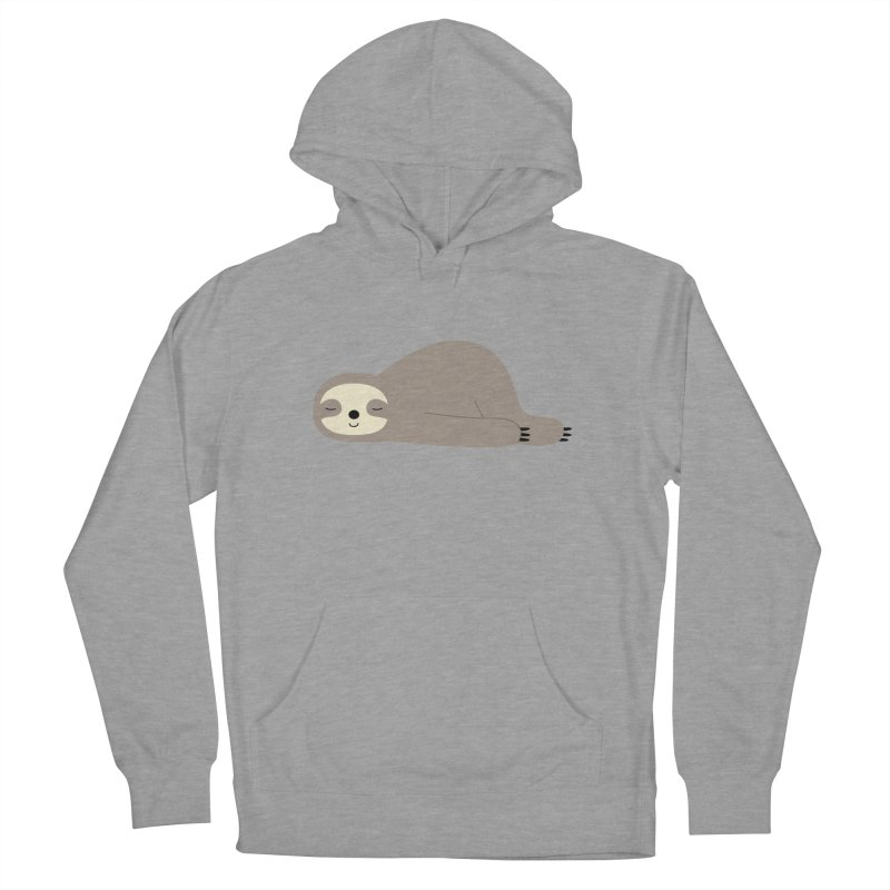 Do Nothing Women's Pullover Hoody by andywestface's Artist Shop