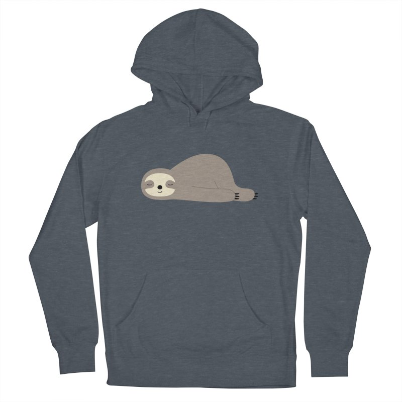 Do Nothing Men's Pullover Hoody by andywestface's Artist Shop
