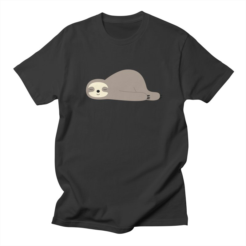 Do Nothing Men's T-shirt by andywestface's Artist Shop