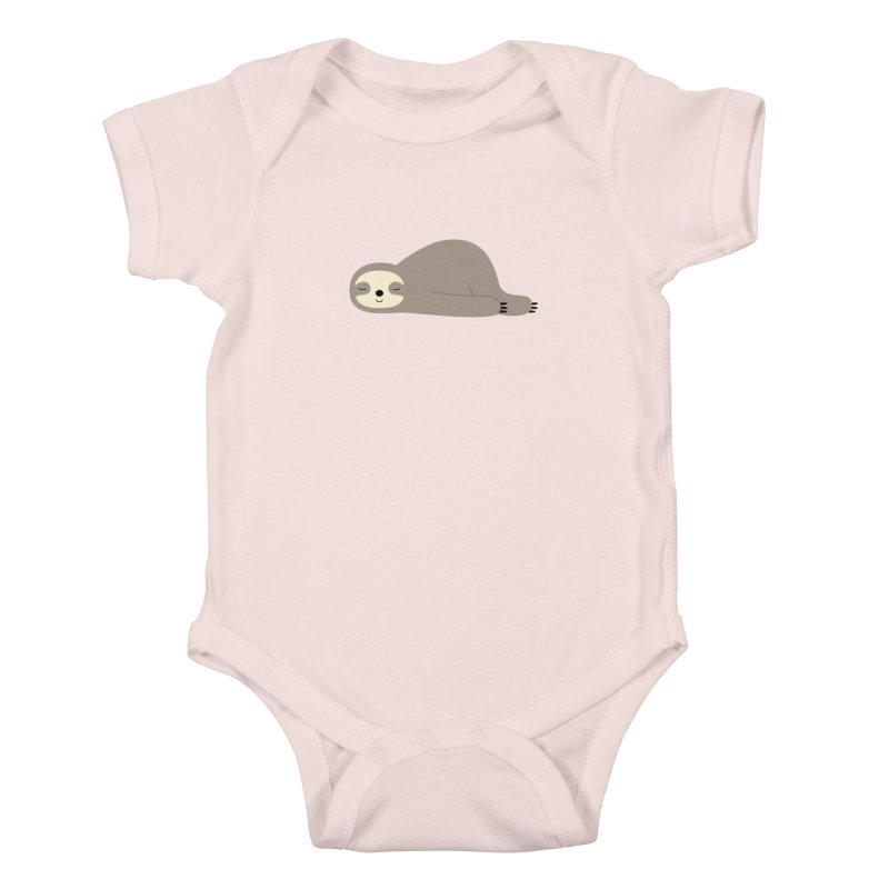 Do Nothing Kids Baby Bodysuit by andywestface's Artist Shop