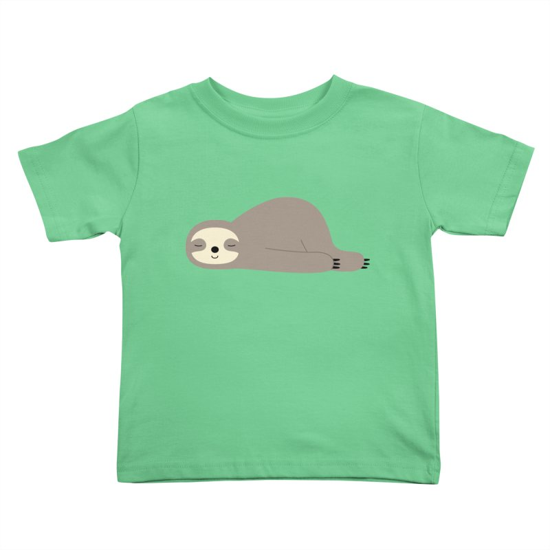 Do Nothing Kids Toddler T-Shirt by andywestface's Artist Shop