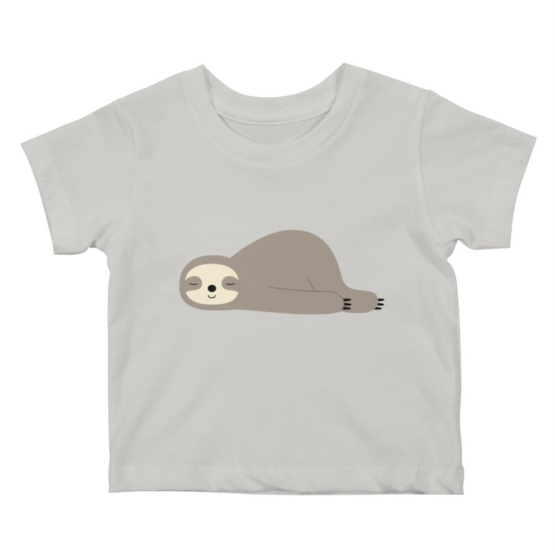 Do Nothing Kids Baby T-Shirt by andywestface's Artist Shop