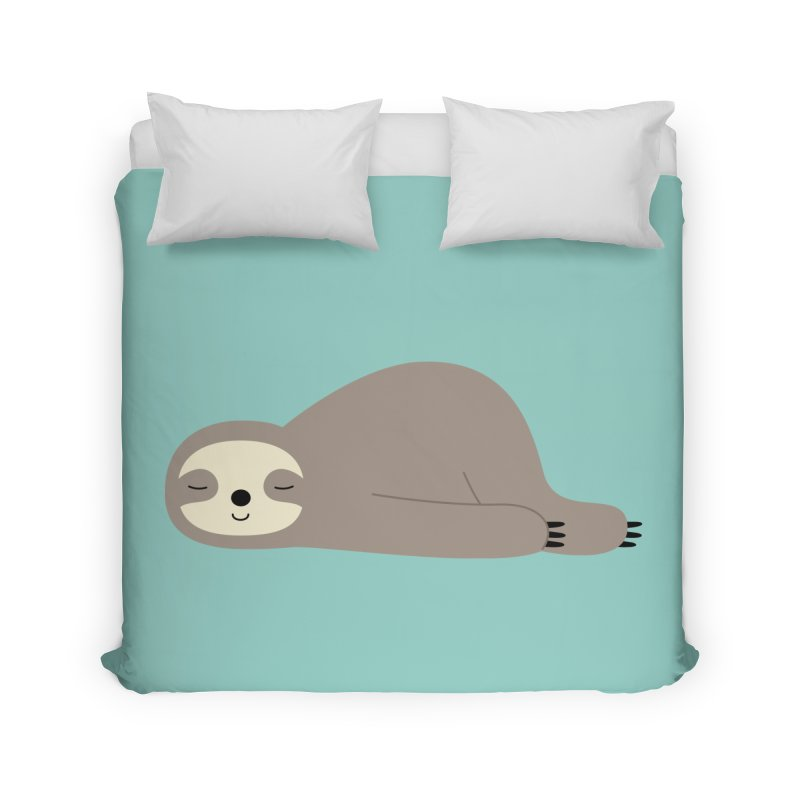 Do Nothing Home Duvet by andywestface's Artist Shop
