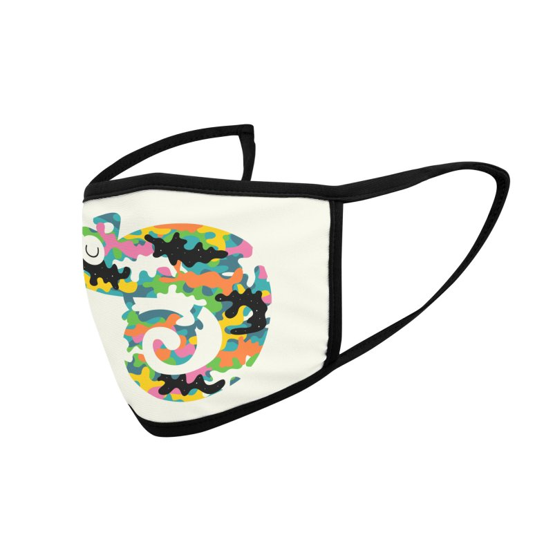 Alive Accessories Face Mask by andywestface's Artist Shop