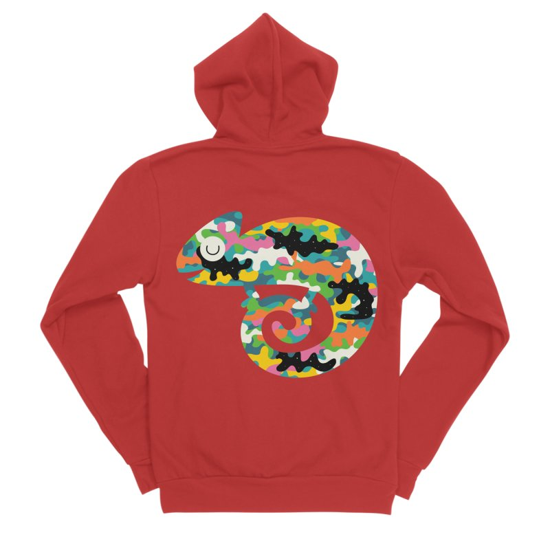 Alive Women's Zip-Up Hoody by andywestface's Artist Shop