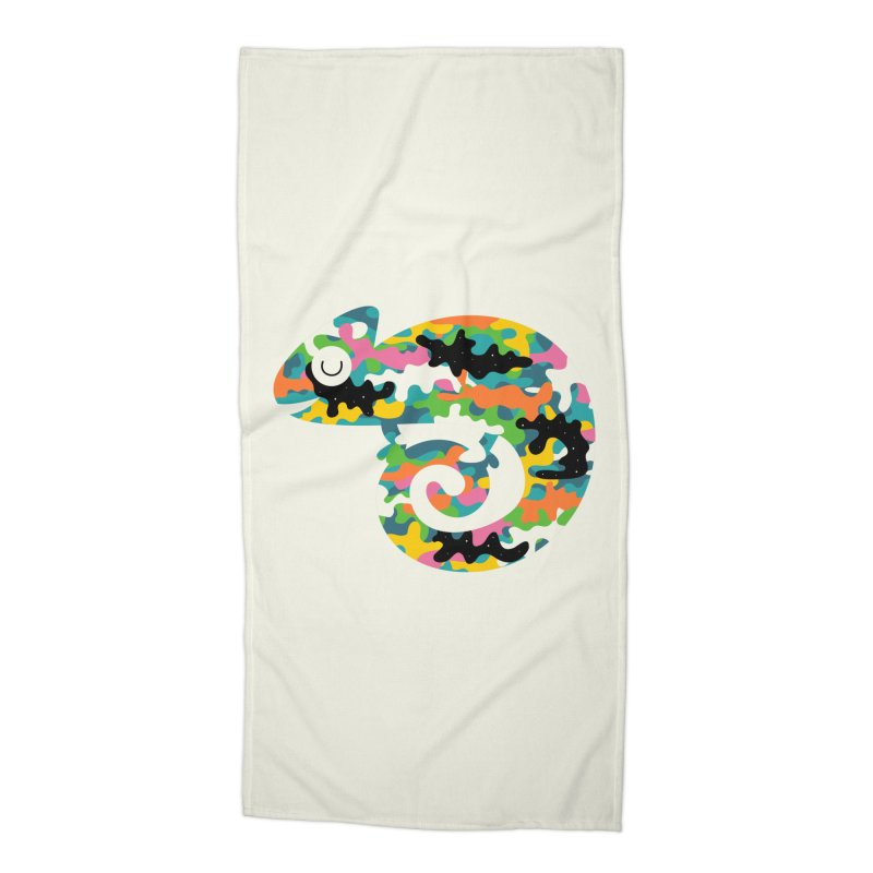 Alive Accessories Beach Towel by andywestface's Artist Shop