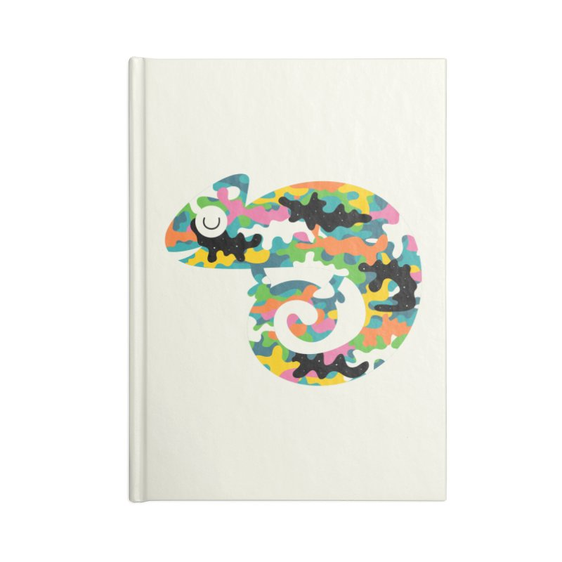 Alive Accessories Notebook by andywestface's Artist Shop