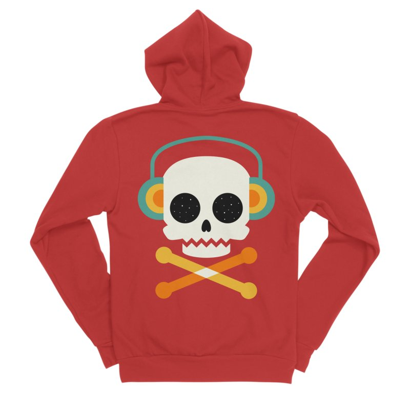 Life Is Cool Women's Zip-Up Hoody by andywestface's Artist Shop