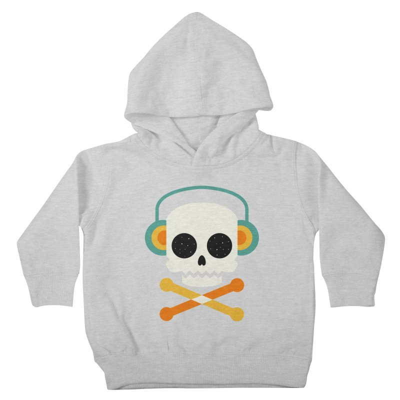 Life Is Cool Kids Toddler Pullover Hoody by andywestface's Artist Shop