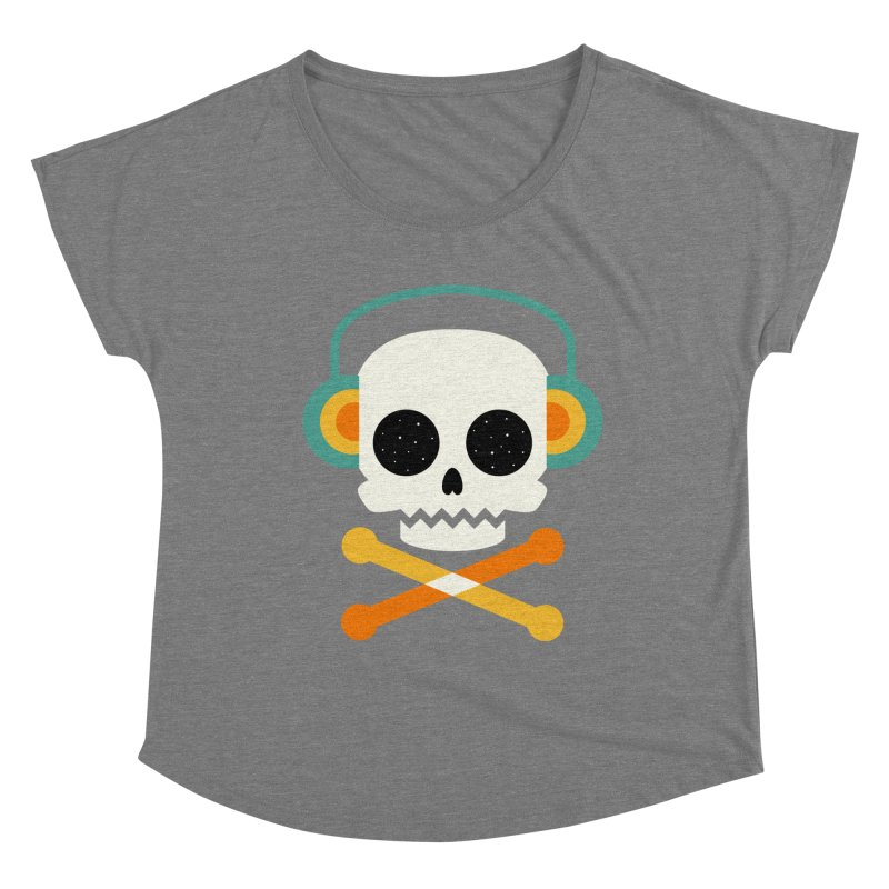 Life Is Cool Women's Scoop Neck by andywestface's Artist Shop