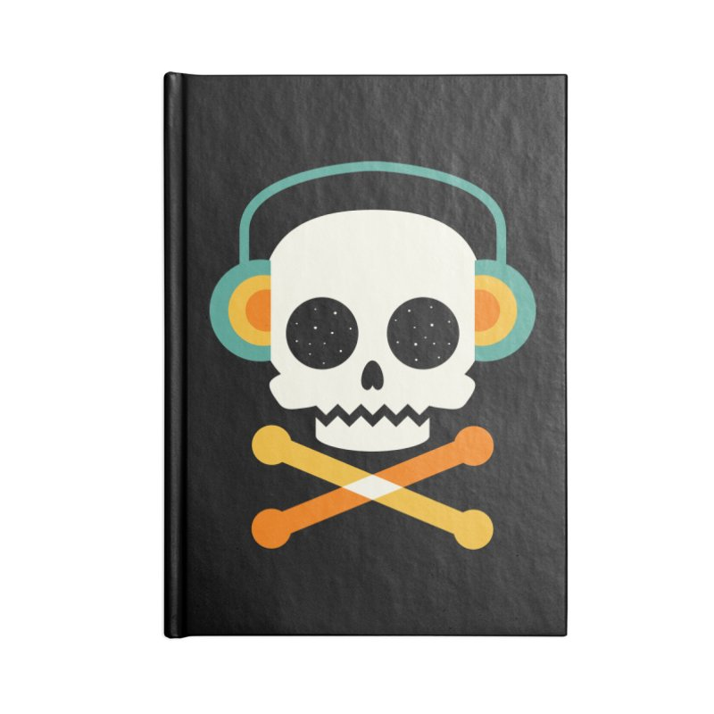 Life Is Cool Accessories Notebook by andywestface's Artist Shop