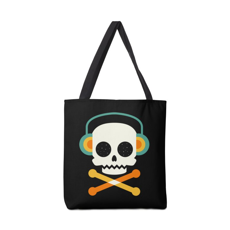 Life Is Cool Accessories Bag by andywestface's Artist Shop