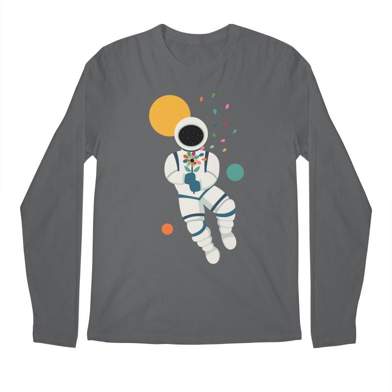 Last Beautiful Men's Longsleeve T-Shirt by andywestface's Artist Shop