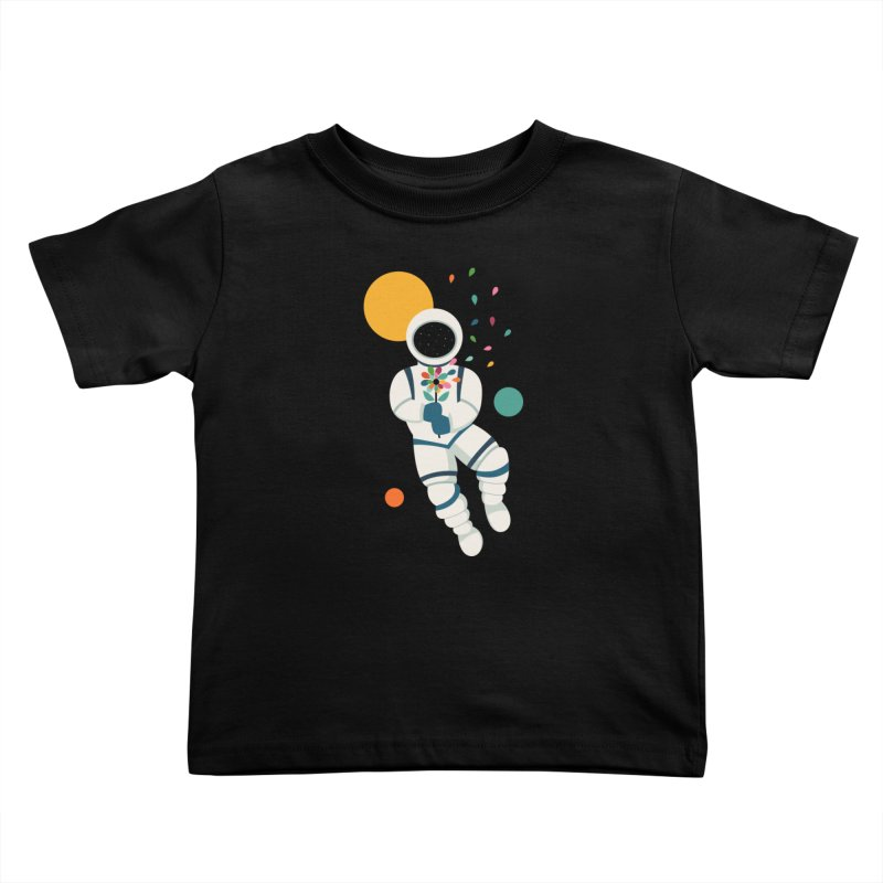 Last Beautiful Kids Toddler T-Shirt by andywestface's Artist Shop