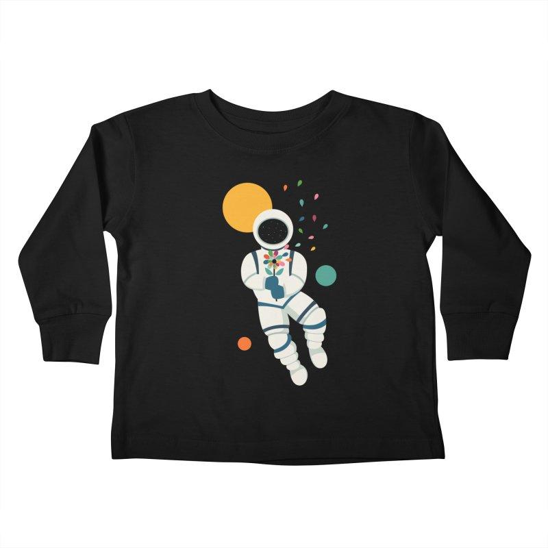 Last Beautiful Kids Toddler Longsleeve T-Shirt by andywestface's Artist Shop