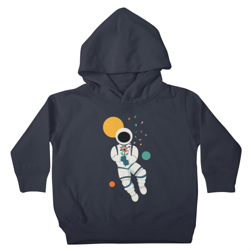 Last Beautiful Kids Toddler Pullover Hoody by andywestface's Artist Shop