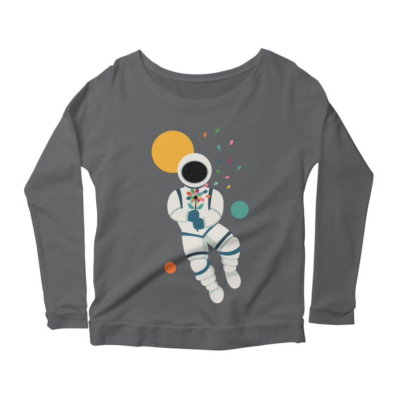 Last Beautiful Women's Longsleeve T-Shirt by andywestface's Artist Shop