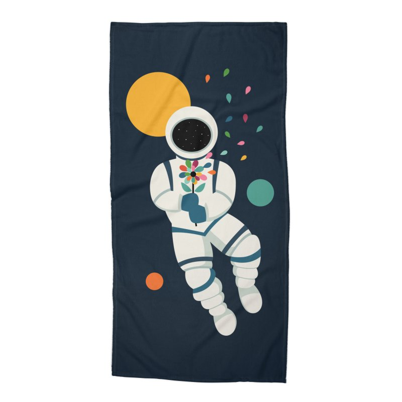 Last Beautiful Accessories Beach Towel by andywestface's Artist Shop