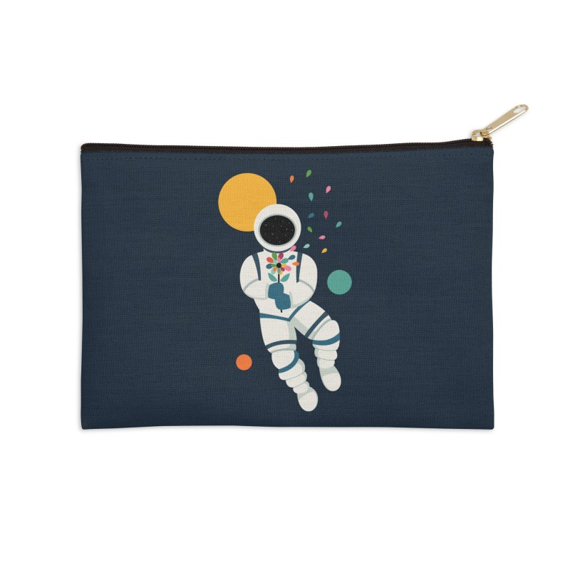 Last Beautiful Accessories Zip Pouch by andywestface's Artist Shop