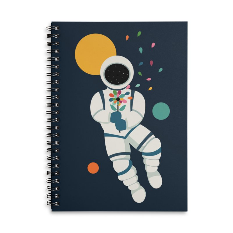 Last Beautiful Accessories Notebook by andywestface's Artist Shop