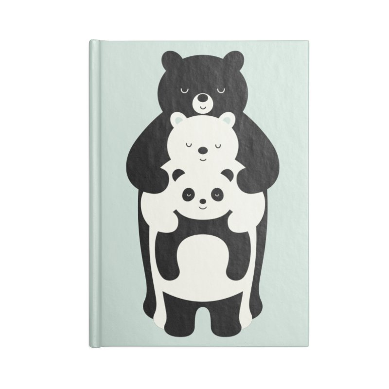 Family Portrait Accessories Notebook by andywestface's Artist Shop