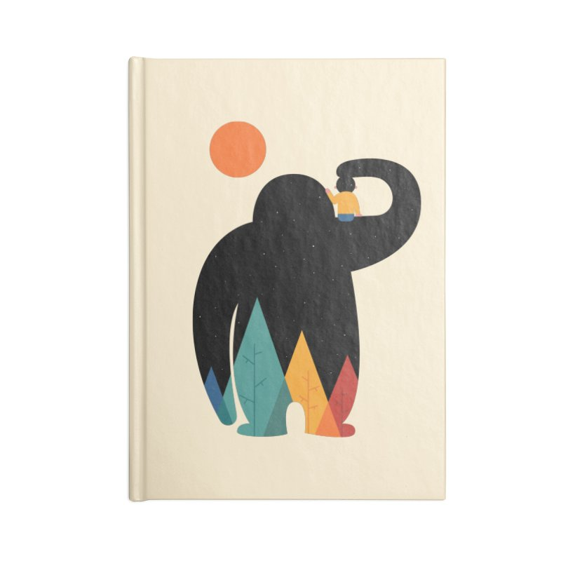 Pa Pa Accessories Notebook by andywestface's Artist Shop