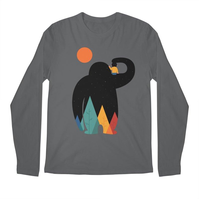 Pa Pa Men's Longsleeve T-Shirt by andywestface's Artist Shop