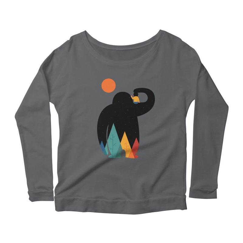 Pa Pa Women's Longsleeve T-Shirt by andywestface's Artist Shop