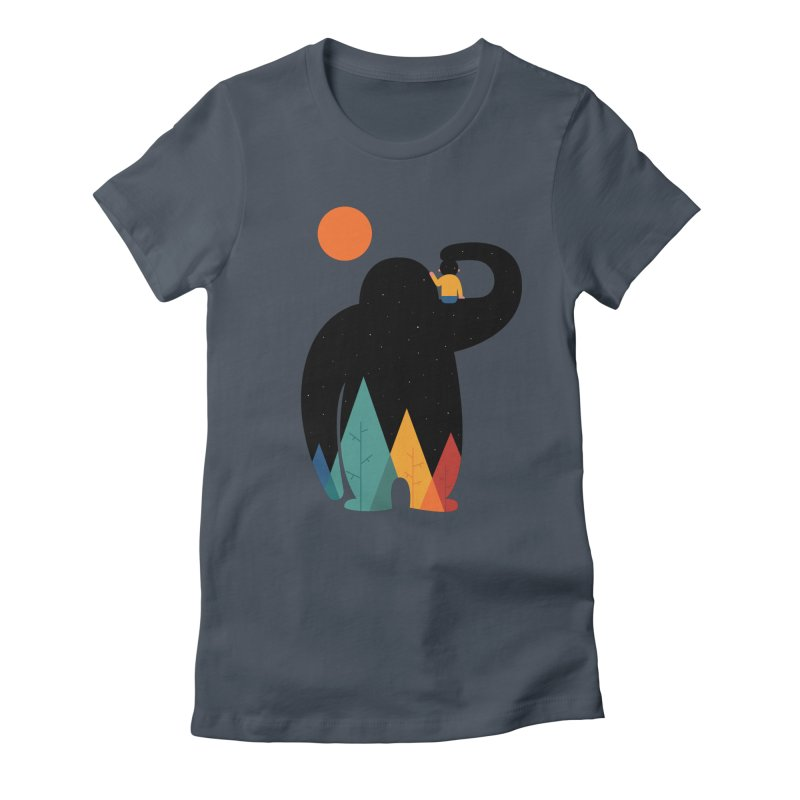 Pa Pa Women's T-Shirt by andywestface's Artist Shop