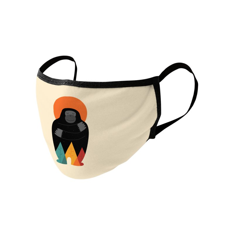 Love Yourself Accessories Face Mask by andywestface's Artist Shop