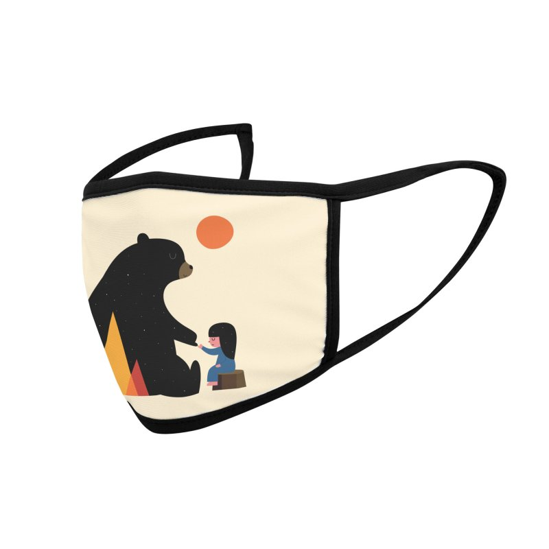 Promise Girl Accessories Face Mask by andywestface's Artist Shop