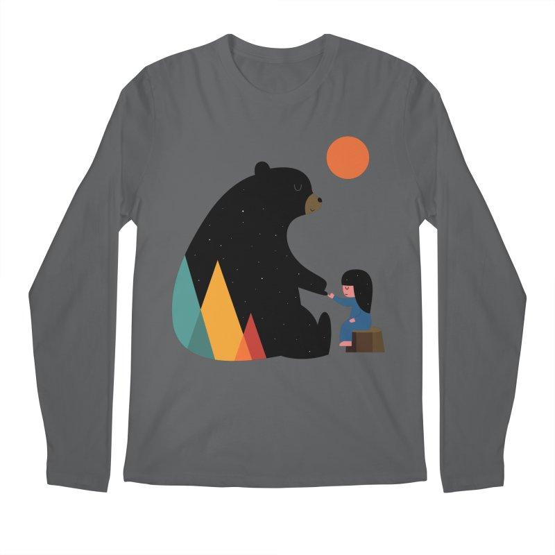 Promise Girl Men's Longsleeve T-Shirt by andywestface's Artist Shop