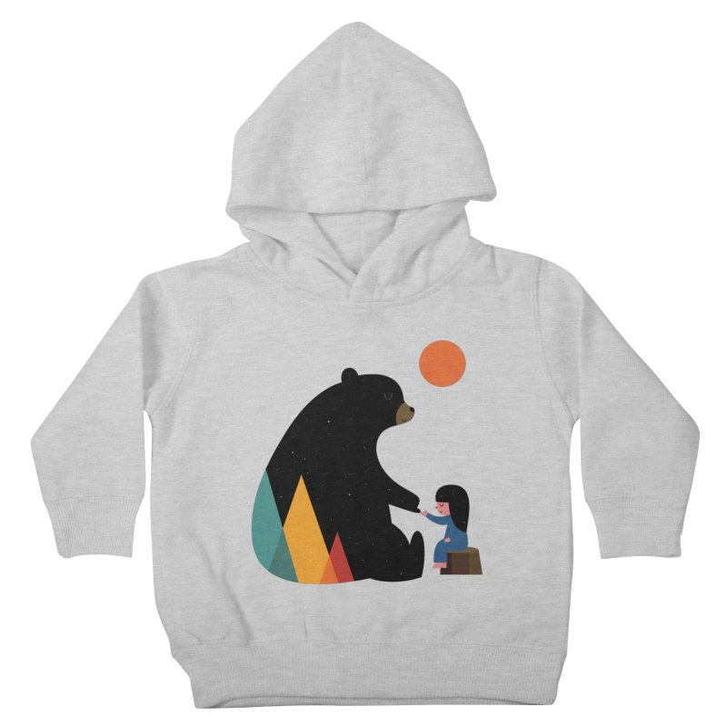 Promise Girl Kids Toddler Pullover Hoody by andywestface's Artist Shop