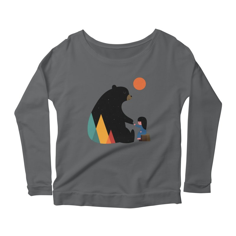 Promise Girl Women's Longsleeve T-Shirt by andywestface's Artist Shop