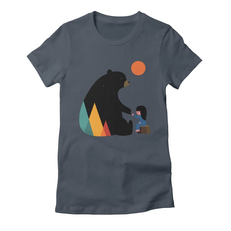 Promise Girl Women's T-Shirt by andywestface's Artist Shop